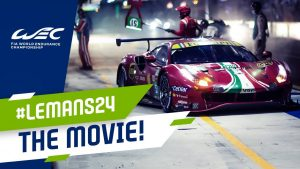 24 Hours of Le Mans: The movie of the race!