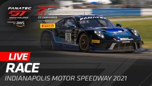RACE (180min) | GT WORLD CHALLENGE AMERICA - INDIANAPOLIS 2021