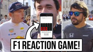 Which F1 Driver Has The Best Reaction Time?