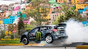 Ken Block's GYMKHANA TEN: Extended Cut; MEXICO | Monster Energy